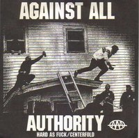 Against All Authority / Less Than Jake (Split)