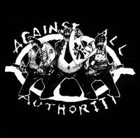 Against All Authority - 2000 - 24 Hour Roadside Resistance