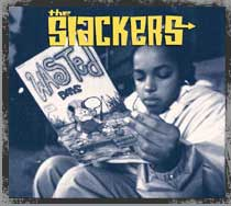 Обложка нового альбома The Slackers